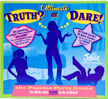 Tween truth or dare